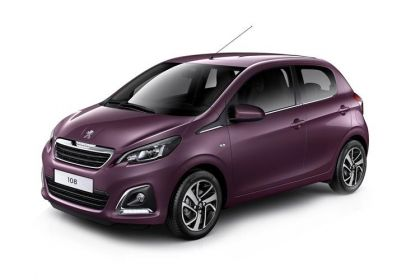 Buy Peugeot 108 outright purchase cars