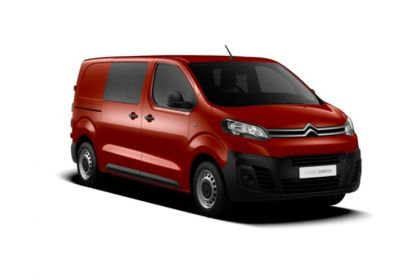 Buy Citroen Dispatch outright purchase vans
