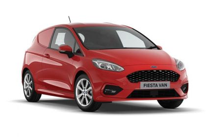 Buy Ford Fiesta outright purchase vans