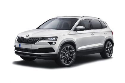 Buy Skoda Karoq outright purchase cars