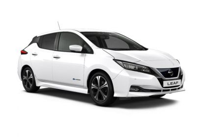 Buy Nissan Leaf outright purchase cars