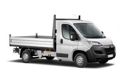 Buy Citroen Relay outright purchase vans