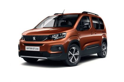 Buy Peugeot Rifter outright purchase cars