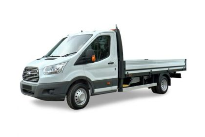 Buy Ford Transit HGV outright purchase vans