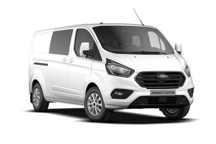 Buy Ford Transit Custom outright purchase vans