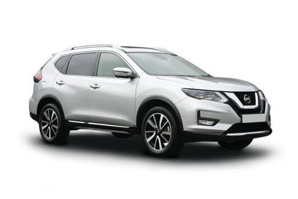 Buy Nissan X-Trail outright purchase cars