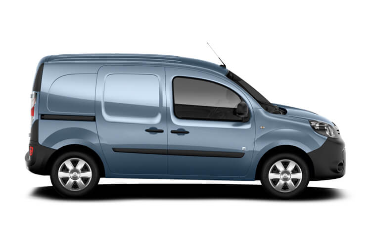 Renault Kangoo ML19 1.5 dCi ENERGY FWD 95PS Business Van Manual [Start Stop] back view
