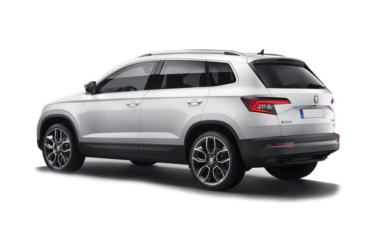 Skoda Karoq SUV 1.5 TSi ACT 150PS SE Drive 5Dr DSG [Start Stop] back view