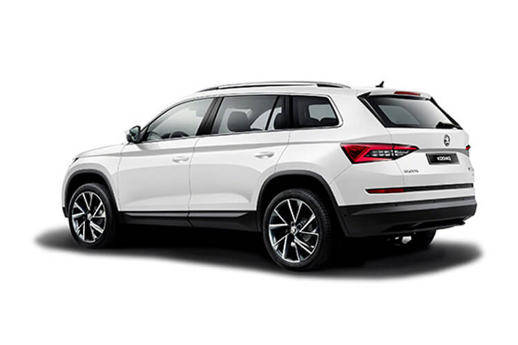 Skoda Kodiaq SUV 1.5 TSi ACT 150PS SE 5Dr DSG [Start Stop] [5Seat] back view