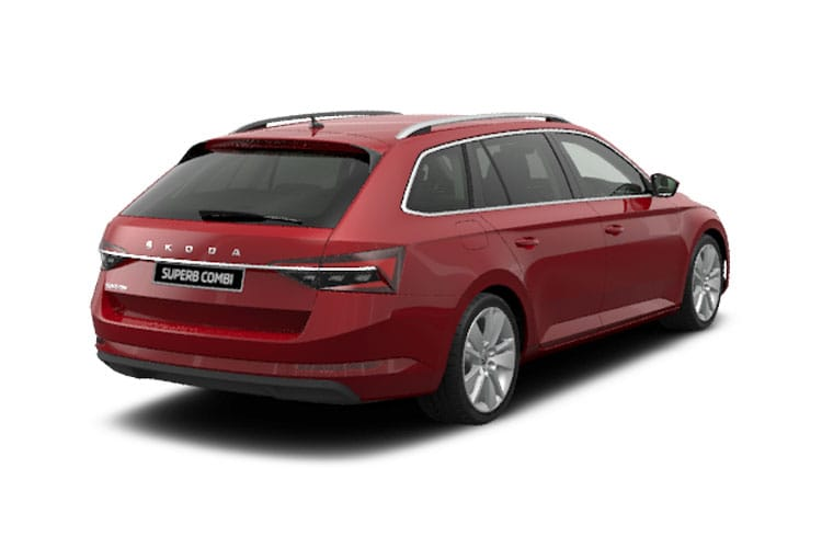 Skoda Superb Estate 1.5 TSi ACT 150PS SE L 5Dr Manual [Start Stop] back view