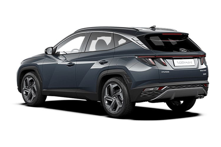 Hyundai Tucson SUV 1.6 T-GDi 150PS Ultimate 5Dr Manual [Start Stop] back view