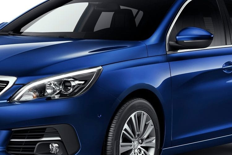 Peugeot 308 SW 5Dr 1.2 PureTech 130PS Allure 5Dr Manual [Start Stop] detail view