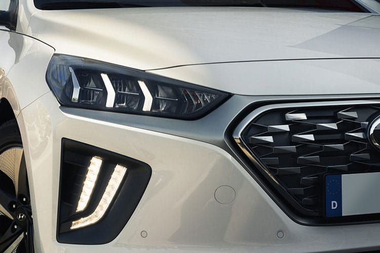 Hyundai IONIQ Hatch 5Dr 1.6 h-GDi 141PS Premium SE 5Dr DCT [Start Stop] [15in Alloy] detail view