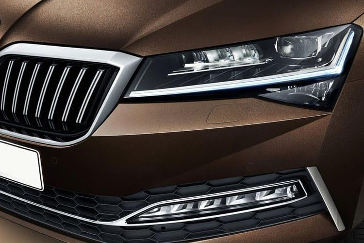 Skoda Superb Hatch 5Dr 1.5 TSi ACT 150PS SportLine Plus 5Dr DSG [Start Stop] detail view