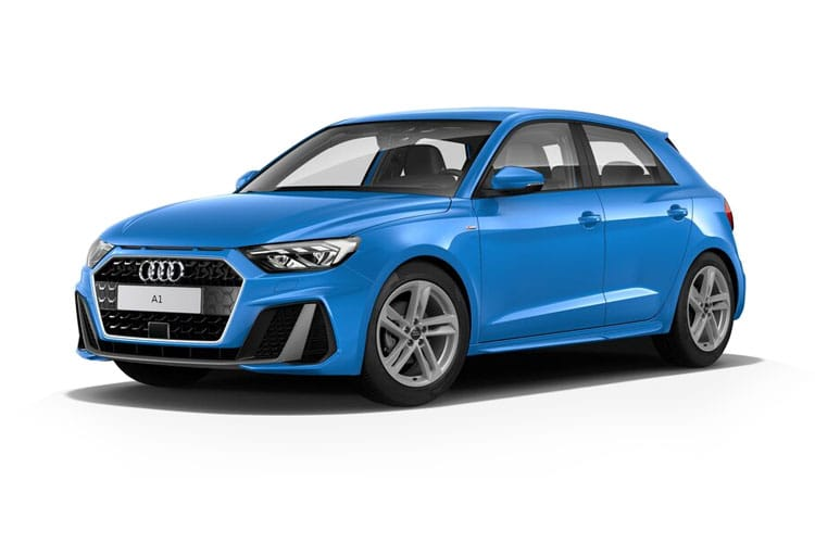 Audi A1 30 Sportback 5Dr 1.0 TFSI 116PS Sport 5Dr Manual [Start Stop] front view