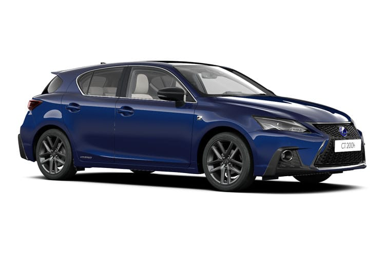 Lexus CT 200h Hatch 5Dr 1.8 h 136PS CT 5Dr E-CVT [Start Stop] [Premium 16in Alloy] front view