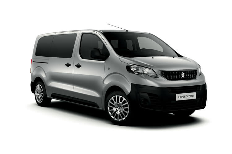 Peugeot Expert Combi Long M1 1.5 BlueHDi FWD 120PS  Combi Manual [Start Stop] [5Seat] front view