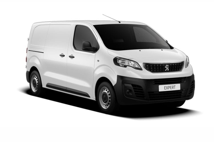 Peugeot Expert Compact 1000Kg 1.5 BlueHDi FWD 100PS Professional Van Manual [Start Stop] front view