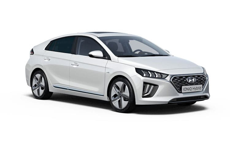 Hyundai IONIQ Hatch 5Dr 1.6 h-GDi 141PS Premium SE 5Dr DCT [Start Stop] [15in Alloy] front view