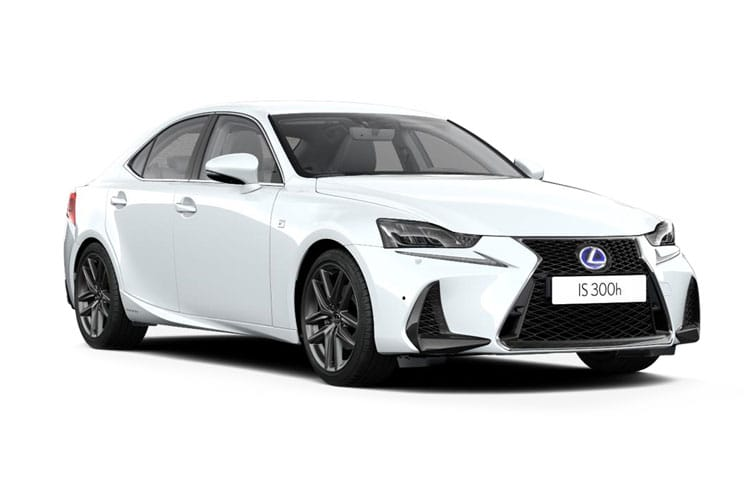 Lexus IS 300 Saloon 2.5 h 223PS IS 4Dr E-CVT [Start Stop] [Sport] front view