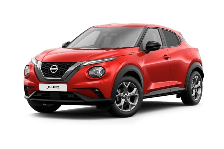 Nissan Juke SUV 1.0 DIG-T 114PS Acenta 5Dr DCT Auto [Start Stop] front view