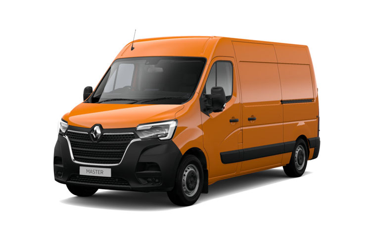 Renault Master LWBL 35 RWD 2.3 dCi ENERGY RWD 145PS Business Van High Roof Manual [Start Stop] front view