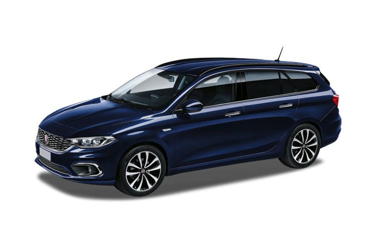Fiat Tipo Station Wagon 1.4 T-Jet 120PS Lounge 5Dr Manual [Start Stop] front view
