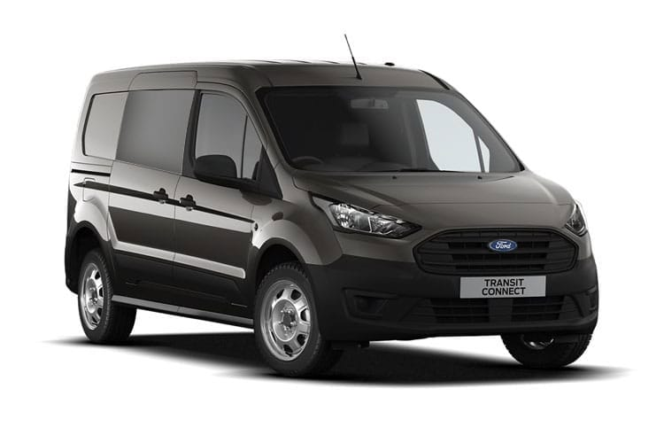 Ford Transit Connect 230 L2 1.5 EcoBlue FWD 120PS Trend Crew Van Auto [Start Stop] [DCiV] front view
