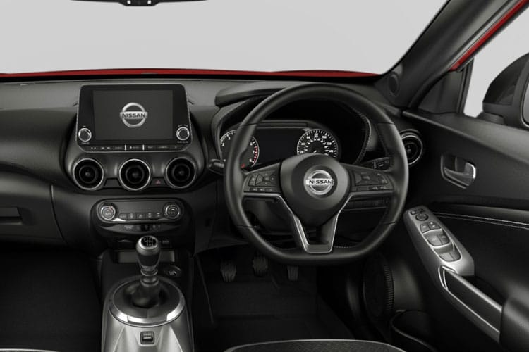 Nissan Juke SUV 1.0 DIG-T 114PS Acenta 5Dr DCT Auto [Start Stop] inside view