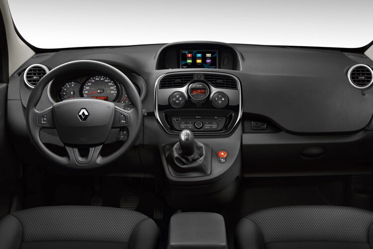 Renault Kangoo ML20 1.5 dCi ENERGY FWD 95PS Business+ Van Manual [Start Stop] inside view