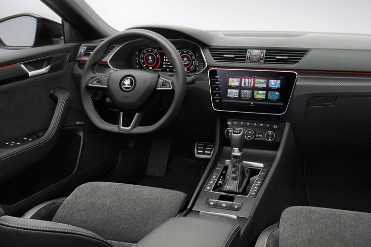 Skoda Superb Estate 1.5 TSi ACT 150PS SE L 5Dr Manual [Start Stop] inside view