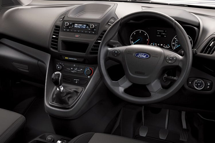 Ford Transit Connect 210 L2 1.0 EcoBoost FWD 100PS Leader Van Manual [Start Stop] inside view