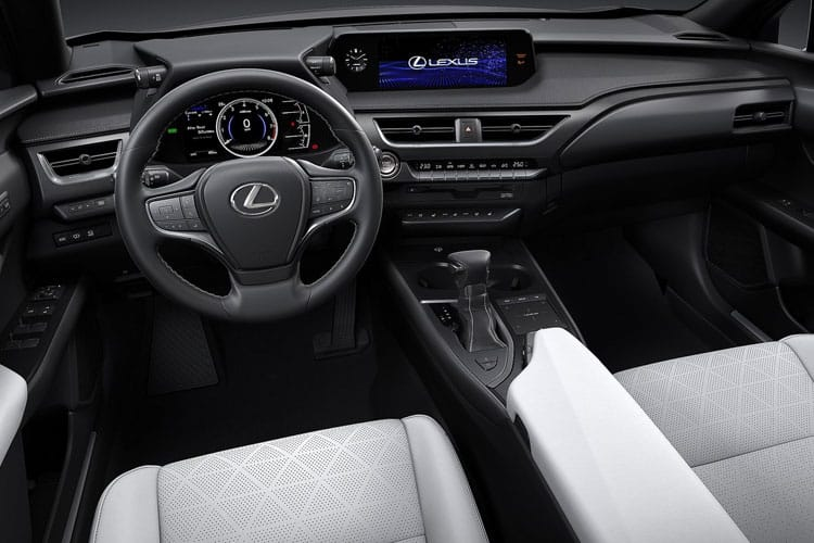 Lexus UX 250h SUV 2.0 h 184PS UX 5Dr E-CVT [Start Stop] [Prem Plus] inside view
