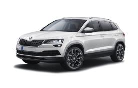 Skoda Karoq SUV outright purchase cars