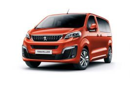 Peugeot Traveller MPV outright purchase cars